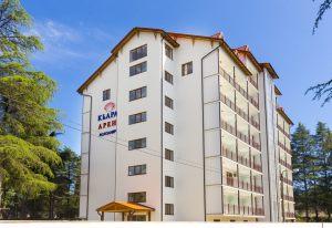Киараз Арена отель