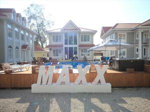 отель Maxx Hotel